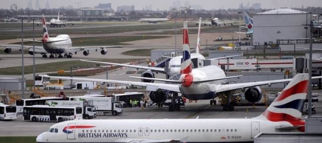 Aeroporto di Heathrow: aerei evacuati per un incidente