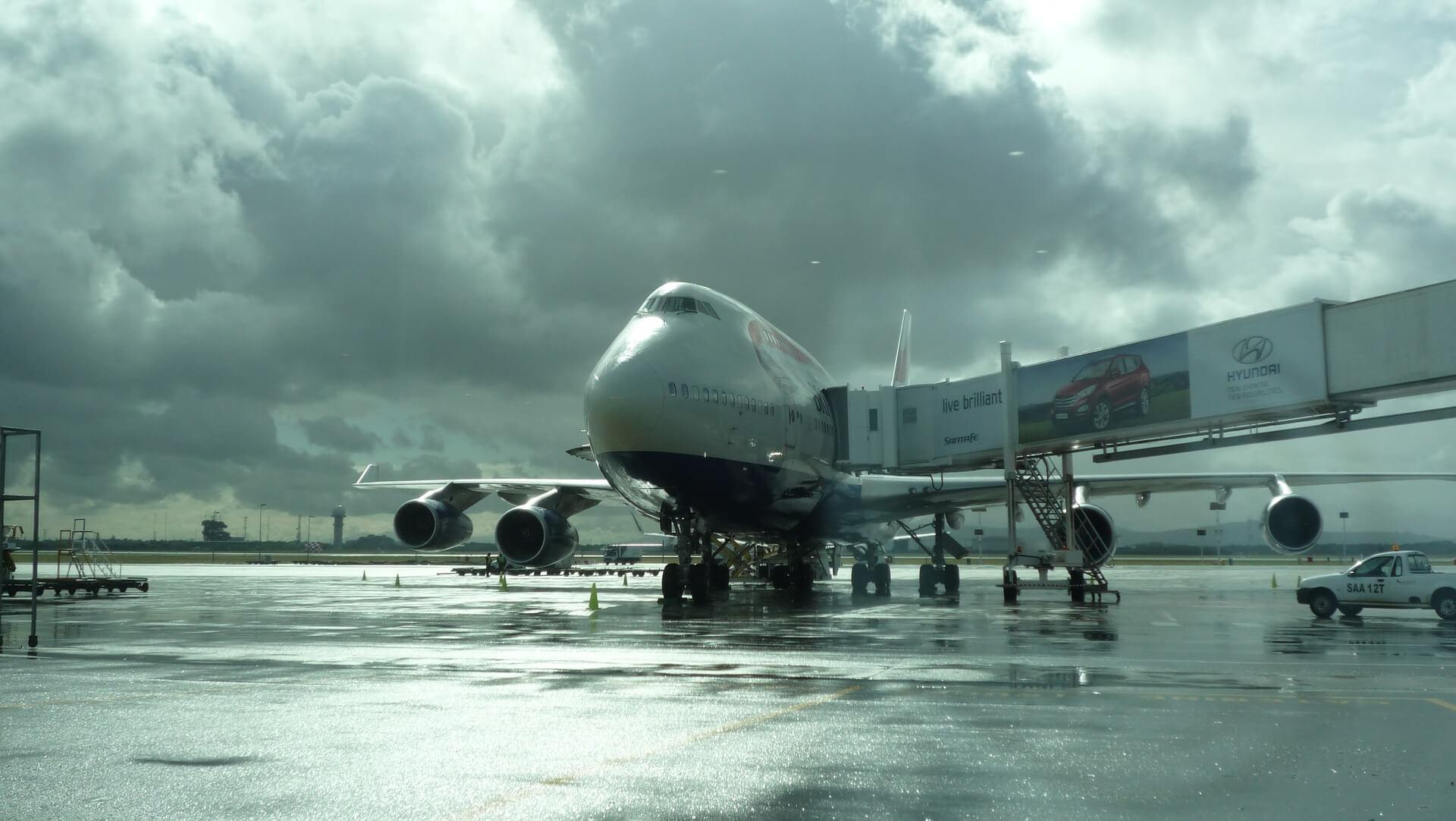 ritardo volo aereo