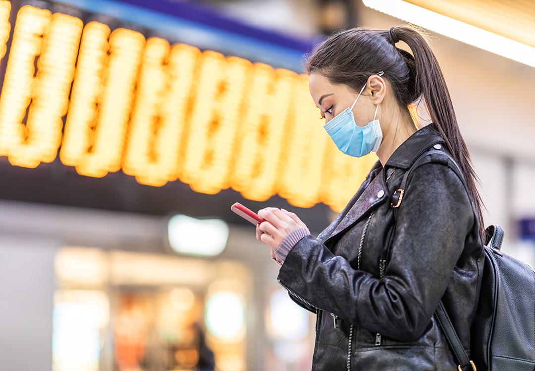 Emergenza sanitaria: cosa succede ai voli?