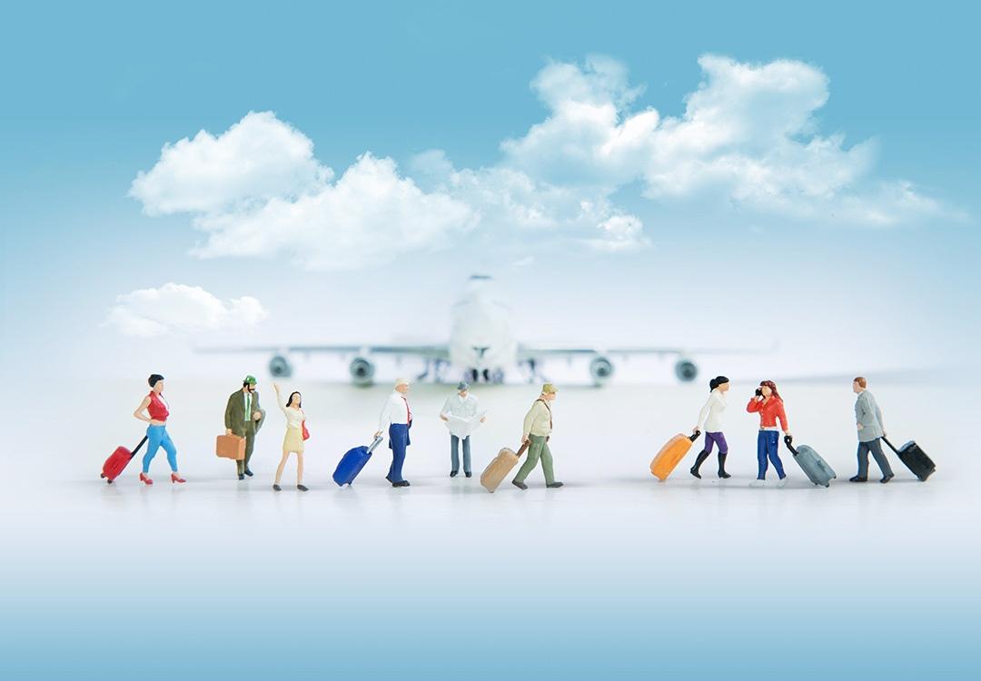 Viaggiare in aereo dopo la pandemia: che tipo sei?