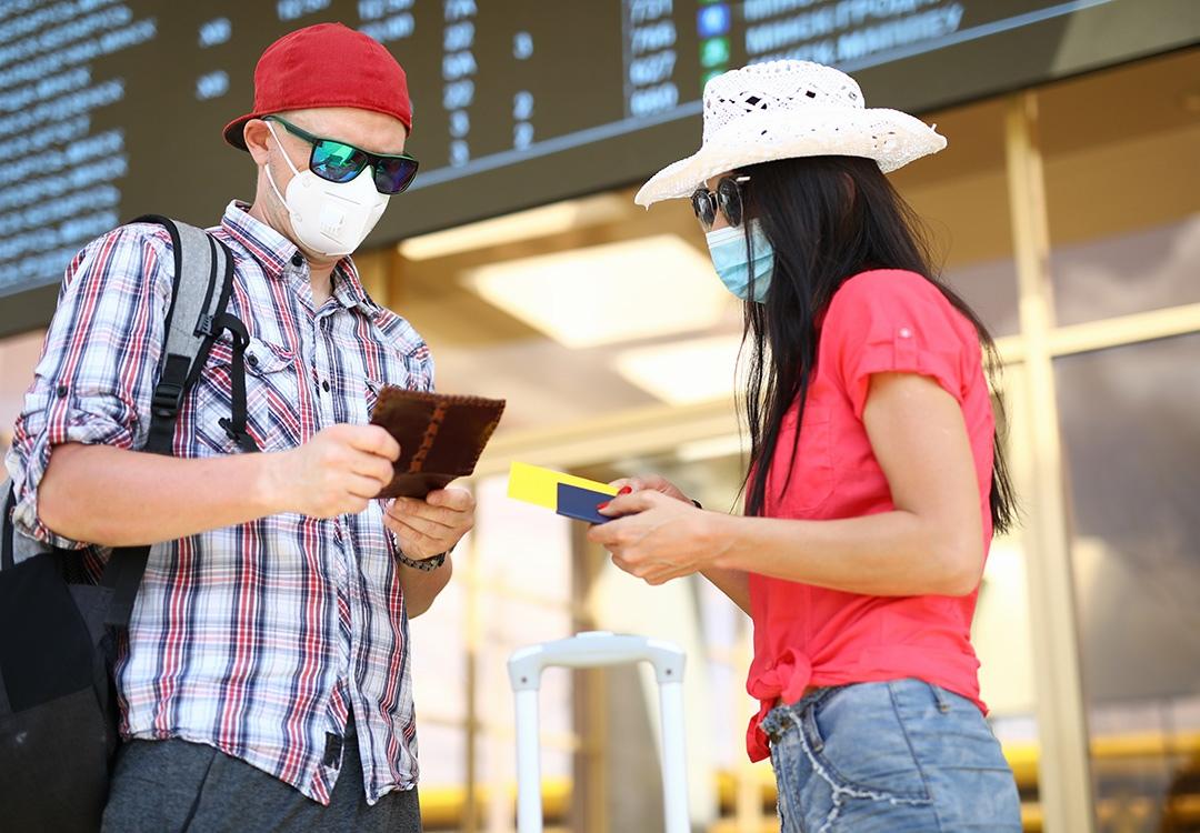 Primo viaggio in aereo: consigli e accortezze anti Covid