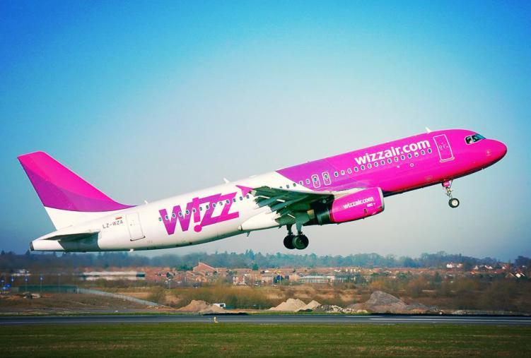 Volo Wizz Air W6 6602